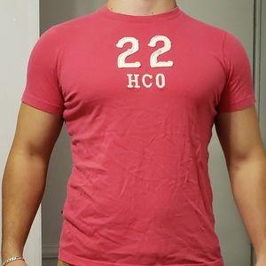 HOT Pink 👕 Hollister shirt